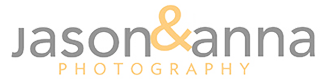 Jason + Anna Photography // We Are Your Photogs.. logo